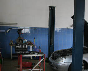 Automobilių remontas Minsko plente