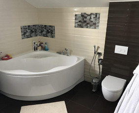 Būsto pilnas įrengimas, 130eur/m2, garantijos