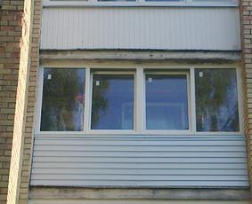 Terasų ir balkonų stiklinimas