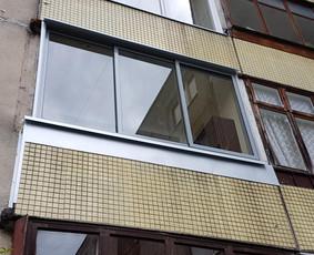 """MB""""balkonų stiklinimo centras"""""""