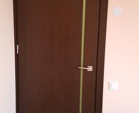 Fanieruotų durų gamyba