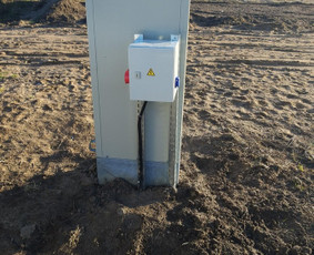 Elektriko paslaugos, statybiniai įvadai ir.
