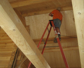 Elektros darbai: instaliavimas, montavimas