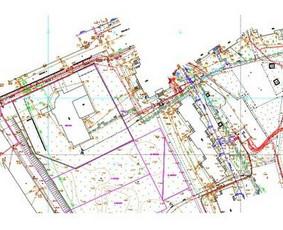 Geodezija-topografija, Projektavimas, Nužymėjimas