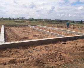 Pamatų įreng,tvoros ir visi betonavimo darbai.cfa
