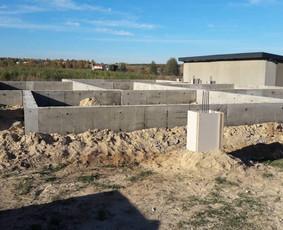Pamatų įreng,tvoros ir visi betonavimo darbai.cfa.