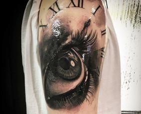 Tattoo, pirsing, permonent, randavimas