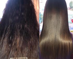 * Akcija *Braziliškas Plaukų Tiesinimas cocochoco