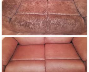 Minkštų baldų, kilimų, generalinis patalpų valymas