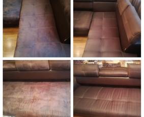 Minkštų baldų,kilimų,langų valymas Klaipėdoje