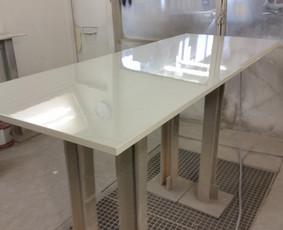 Mdf dažymas, fasadų, baldų gamyba
