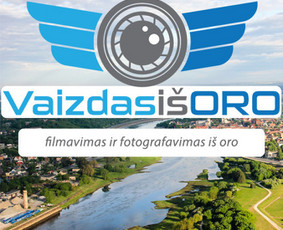 Filmavimas ir fotografavimas su dronu - Nt, Rengin