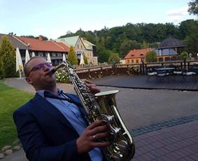 Saksofono muzika Jūsų šventei