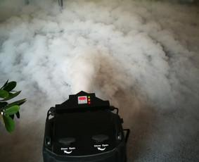 Dumu generatorius, Žemo rūko generatorius