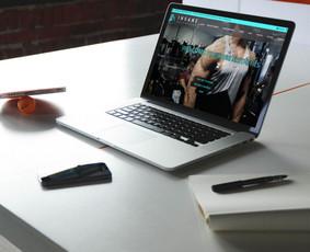 Internetinių svetainių / E-parduotuvių kūrimas
