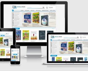 Interneto svetainių kūrimas    El. parduotuvių kūrimas