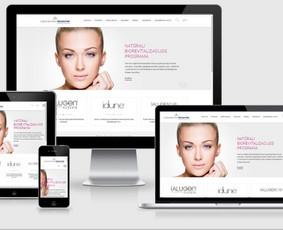Interneto svetainių kūrimas.  El. parduotuvių kūrimas / E-svetainė  Andrius / Darbų pavyzdys ID 827977