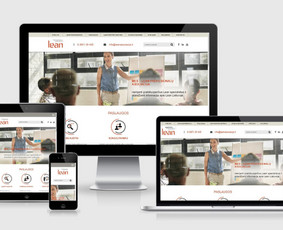Interneto svetainių kūrimas.  El. parduotuvių kūrimas / E-svetainė  Andrius / Darbų pavyzdys ID 827979