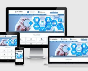 Interneto svetainių kūrimas.  El. parduotuvių kūrimas / E-svetainė  Andrius / Darbų pavyzdys ID 827983