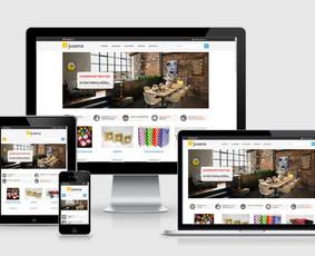 Interneto svetainių kūrimas.  El. parduotuvių kūrimas / E-svetainė  Andrius / Darbų pavyzdys ID 827987
