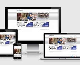 Interneto svetainių kūrimas.  El. parduotuvių kūrimas / E-svetainė  Andrius / Darbų pavyzdys ID 827989