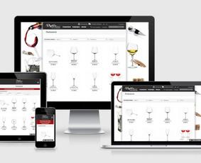 Interneto svetainių kūrimas.  El. parduotuvių kūrimas / E-svetainė  Andrius / Darbų pavyzdys ID 827991