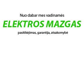 ELEKTROS INSTALIACIJA, PREKYBA, A++