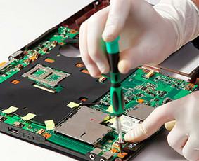 Notebooku pc/MacBook remontas baterija ekranas SSD