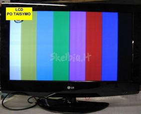 Televizorių profesionalus taisymas.