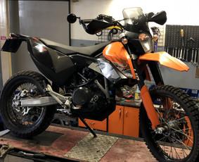 Motociklų servisas Kaune *Mamoto*