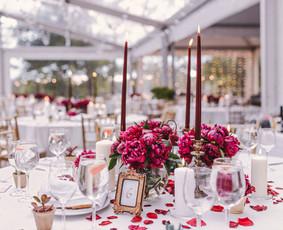 Vestuvių ir renginių planavimas  ir organizavimas