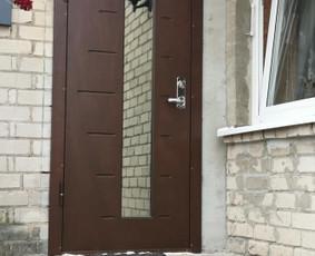 Sarvuotuos durys tiesiai iš gamintojo!