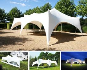 BRO Tents Palapinių Nuoma