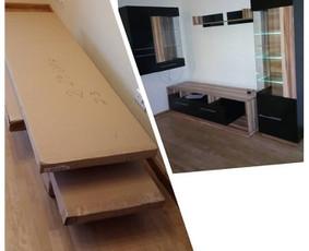Baldų surinkimas Jūsų namuose. Tiek Ikea ir kitų gamintojų