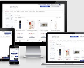 Interneto svetainių kūrimas.  El. parduotuvių kūrimas / E-svetainė  Andrius / Darbų pavyzdys ID 856095