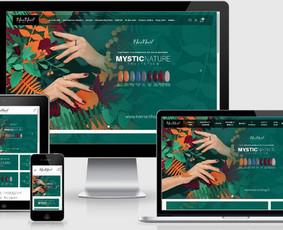 Interneto svetainių kūrimas.  El. parduotuvių kūrimas / E-svetainė  Andrius / Darbų pavyzdys ID 856099