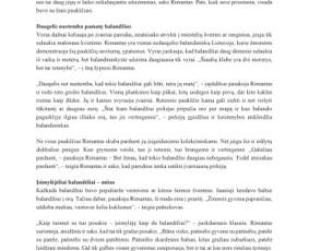 Straipsniai, interviu, reportažai, pranešimai spaudai