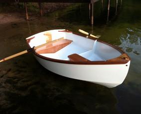 Unikalios, rankų darbo, lengvos medinės valtys