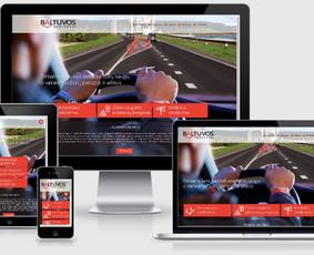 Interneto svetainių kūrimas.  El. parduotuvių kūrimas / E-svetainė  Andrius / Darbų pavyzdys ID 861035