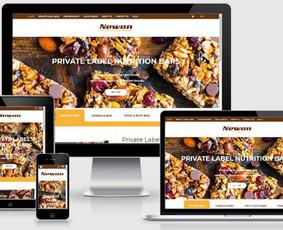 Interneto svetainių kūrimas.  El. parduotuvių kūrimas / E-svetainė  Andrius / Darbų pavyzdys ID 861051