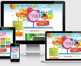 Interneto svetainių kūrimas.  El. parduotuvių kūrimas / E-svetainė  Andrius / Darbų pavyzdys ID 861065