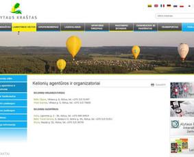 Interneto svetainių kūrimas.  El. parduotuvių kūrimas / E-svetainė  Andrius / Darbų pavyzdys ID 861069