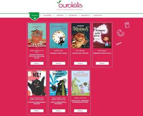 Interneto svetainių kūrimas.  El. parduotuvių kūrimas / E-svetainė  Andrius / Darbų pavyzdys ID 861075