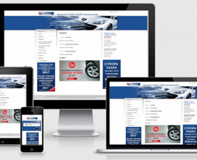 Interneto svetainių kūrimas.  El. parduotuvių kūrimas / E-svetainė  Andrius / Darbų pavyzdys ID 861079