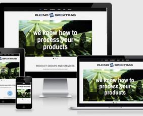 Interneto svetainių kūrimas.  El. parduotuvių kūrimas / E-svetainė  Andrius / Darbų pavyzdys ID 861085