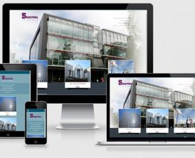 Interneto svetainių kūrimas.  El. parduotuvių kūrimas / E-svetainė  Andrius / Darbų pavyzdys ID 861093