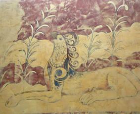 Interjero dekoravimas, bareljefai, freskos, sienų skulptūros / Lina / Darbų pavyzdys ID 100576
