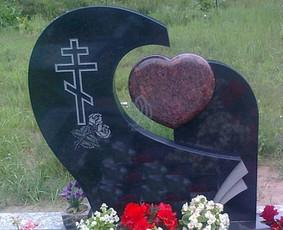 Paminklai kapams, kapų tvarkymas, granito plokštės / Tadas / Darbų pavyzdys ID 865943
