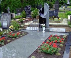 Paminklai kapams, kapų tvarkymas, granito plokštės / Tadas / Darbų pavyzdys ID 865997