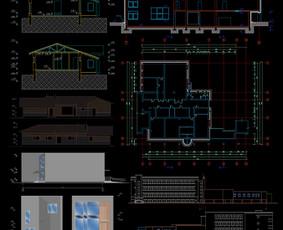 Autocad braižyba 3d ir 2d, vizualizacija, 3d modeliavimas